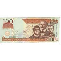 Dominican Republic, 100 Pesos Oro, 2001-2002, KM:171c, 2003, TTB - Dominicaine