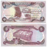Iraq - Irak  5 Dinars 1981 Pick 70.a Ref 1397 - Iraq