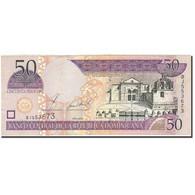 Dominican Republic, 50 Pesos Oro, 2001-2002, 2002, KM:170b, SUP - Dominicaine