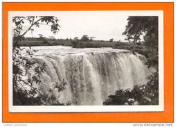 ANGOLA YEAR 1963 AFRICA AFRIKA AFRIQUE QUEDAS DE AGUA WATERFALLS POSTCARD - Angola