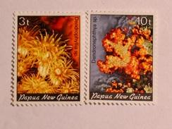 PAPUA NOUVELLE GUINÉE  1983   LOT# 3  CORAL - Papua-Neuguinea