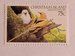 CHRISTMAS ISLAND  1982-83   LOT# 1  BIRD - Christmas Island