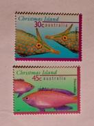 CHRISTMAS ISLAND  1996-97   LOT# 3  FISH - Christmas Island