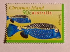 CHRISTMAS ISLAND  1996-97   LOT# 4  FISH - Christmas Island