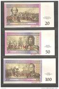 Russia 2012,6 Notes Specimens Napoleon Marshals Alexander-I Of War Of 1812,RARE - France