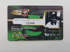 MEXICO - ID CARD - KIDZANIA - Other Collections