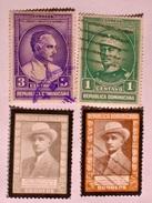 DOMINICAINE (REP.)  1936-39   LOT# 1 - Dominicaine (République)