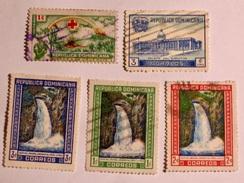 DOMINICAINE (REP.)  1944-48   LOT# 2 - Dominicaine (République)
