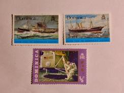 DOMINICA  1970-75   LOT# 2 - Dominique (1978-...)