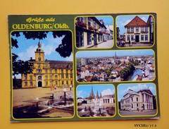 Allemagne - Grüße Aus OLDENBURG /Oldb. - Multivues - Oldenburg
