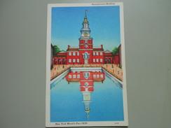 ETATS-UNIS NY NEW YORK CITY  QUEENS NEW YORK WORLD'S FAIR 1939 PENNSYLVANIA BUILDING - Queens