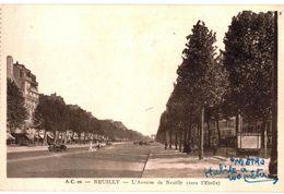 CPA N°1885 - NEUILLY SUR SEINE - L' AVENUE DE NEUILLY VERS L' ETOILE - Neuilly Sur Seine
