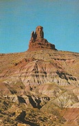 Owl Rock In Monument Valley, Arizona (AZ), On Highway - North Of Kayenta - Carte Non Circulée - Etats-Unis