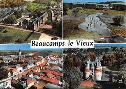 80-BEAUCAMPS-LE VIEUX - MULTIVUES - France