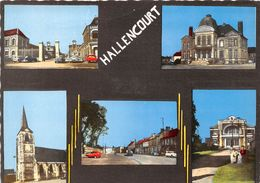 80-HALLENCOURT - MULTIVUES - France