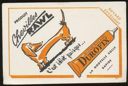 Buvard - DUROFIX - Chevilles RAWL - Buvards, Protège-cahiers Illustrés