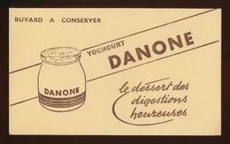 Buvard - DANONE Yoghourt - Blotters
