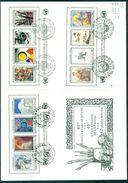 O N U . FDC : NY BF 9 GENEVE BF 4 VIENNE BF 3 (thème Chevaux,enfants ...) Ttb .cote + De 30 € - Collections, Lots & Séries
