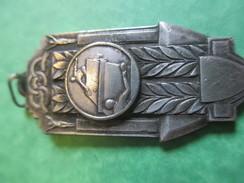 Médaille Pendentif/Sports/Tennis De Table / Années 50   SPO138 - Table Tennis