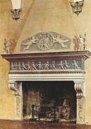 Urbino - Palazzo Ducale.  Fireplace - Camino Degli Angeli   Italy   # 06531 - Urbino