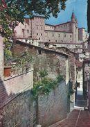 Urbino - St. John Stairs - Scalette Dr S. Giovanni  Italy   # 06533 - Urbino