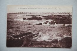 QUIBERON (MORBIHAN), Vue Générale Prise De La Pointe De Beg-er-Vil - Quiberon