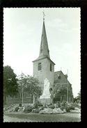 St. Amands Aan De Schelde  Standbeeld Jan Hammenecker + Kerk - Sint-Amands