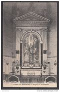 """Francia Ille-et-Vilaine Vitrè Castello Des Rochers Sévigné  """" Chapelle """" ( Non Viaggiata ) - Vitre"""