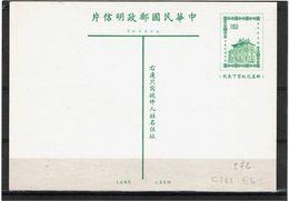 CHINE EP CP NEUVE - 1949 - ... République Populaire