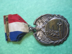 Médaille Pendante/Sports/Tir à La Carabine/ROTC Outdoor Mili Team ISF/Italy/1963   SPO145 - Sports