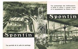 J SPONTIN - Yvoir