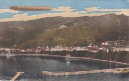 Bregenz Am Bodensee Mit Luftschiff - Bregenz