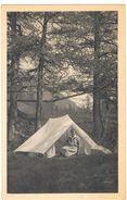 7 La Cheftaine Au Camp    ****     A   SAISIR **** - Padvinderij