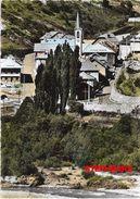 CPSM 05 : LA CONDAMINE CHATELARD - LE VILLAGE ET L'UBAYE - édition MAR - France