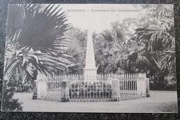 Maurice Ile Tombeaux Des  Gouverneurs Cpa  Mauritius - Mauritius
