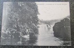 Maurice Ile Cascade Grande Riviere  Cpa  Mauritius - Mauritius
