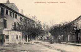77Vn   26 Tulette Route Nationale Sortie Est - Sonstige Gemeinden