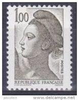France Neuf ** - 2185 A Papier Couché - Kuriositäten: 1980-89 Ungebraucht