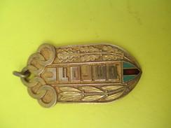 Médaille Pendentif/Sports/Ligue Française De L'Enseignement/UFOLEP/ 1951             SPO154 - Athlétisme