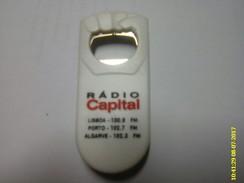 Délcapsuleur, Radio Capital - Portuga - Destapador/abrebotellas