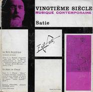 Erik Satie/francis Poulenc 45t. EP *la Belle Excentrique* - Classical