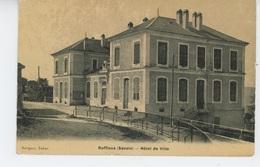 RUFFIEUX - Hôtel De Ville - Ruffieux