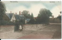 AK 0718  Glynde ( Sussex ) - The School Um 1910-20 - Non Classés