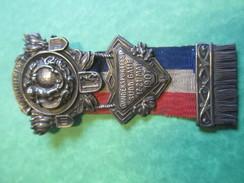 Médaille Pendante à épingle/Sports/Vandersportsfest Sudd Gaue/ Mannheim/Allemagne/1907           SPO159 - Deportes