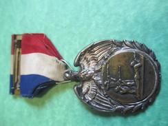 Médaille Pendante à épingle/Sports/Concours De Tir/ ROTC Outdoor Mil I Team /ISF//1963           SPO158 - Deportes