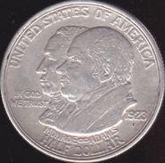 Etats-Unis, Half Dollar 1923 - Argent /silver - Émissions Fédérales