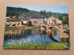 MOUZAIVE-sur-SEMOIS ( 6848 ) Anno 1986 ( Zie/voir Foto Voor Details ) !! - Vresse-sur-Semois