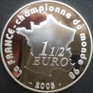 France, 1,5 Euro 2006 - Argent /silver Proof - Autres