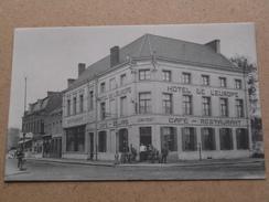 HOTEL De L'EUROPE Café-Restaurant-Billard ( Léon FIEVET ) Anno 19?? ( Zie/voir Foto Voor Details ) !! - Hotels & Restaurants