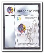 Macedonië 2015, Postfris MNH, Basketball - Macedonië